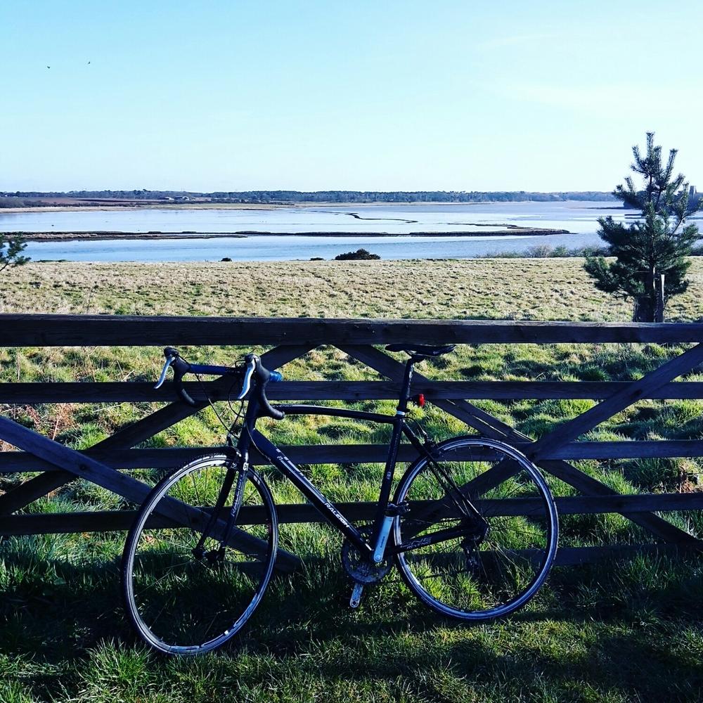 Iken in sunny Suffolk