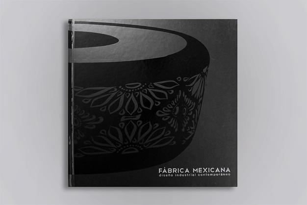 Fábrica Mexicana: - Diseño industrial contemporáneo.Este libro acompaña a la muestra que ofreció una lectura crítica y reflexiva del panorama del diseño contemporáneo en México, a través de la praxis como la investigación, los proyectos y el diseño de objetos, bajo la coordinación curatorial de Graciela Kasep.Buy it here: Iber Libro