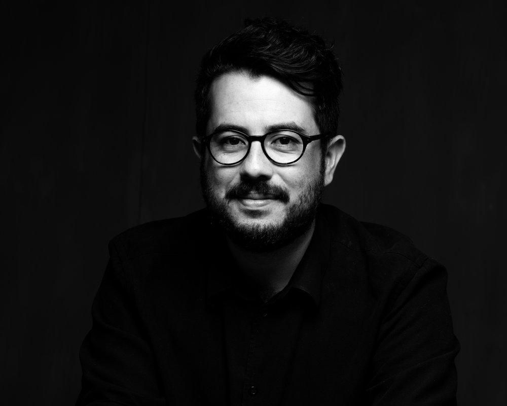 Christian Vivanco. Photo by Rodrigo Chapa. 2018.
