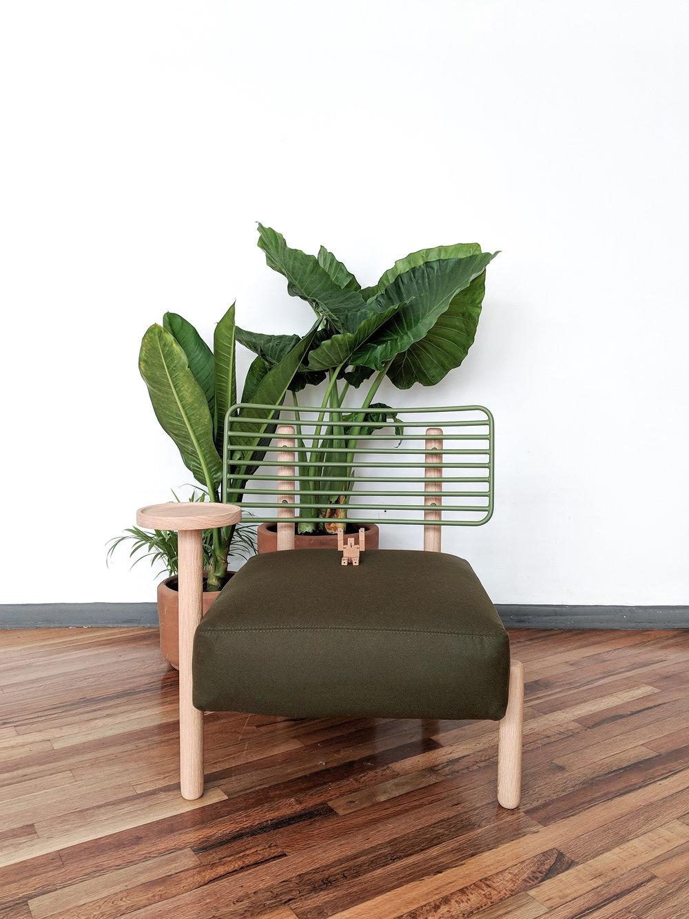 Matamoros armchair.