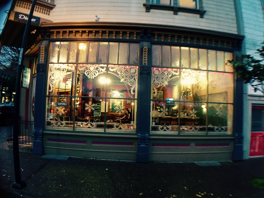 Located in Historic Old Town Eureka