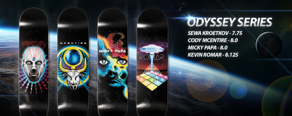 Blind_ODYSSEY_Space_Science_Aliens_Anchent Aliens_Conspiracy Theory_Flat Earther_Tron_Skateboards_Sewa_Mcentire_Papa_Romar.jpg