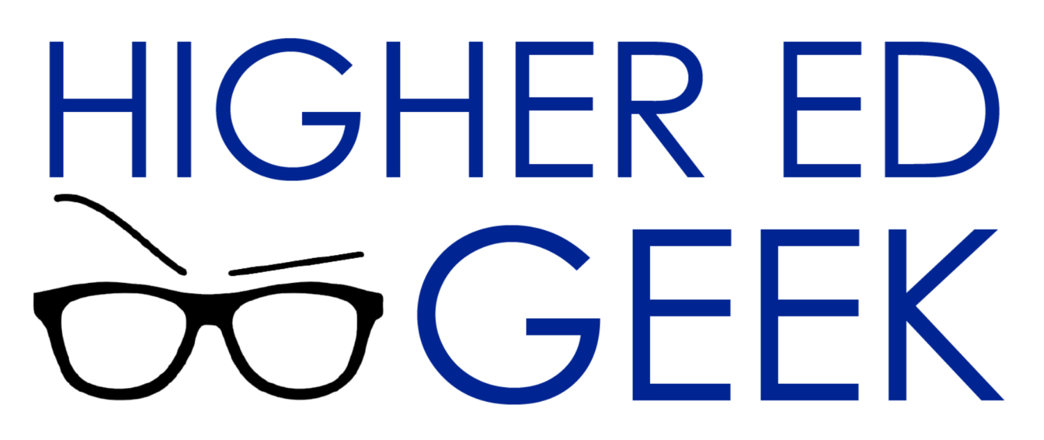 Higher Ed Geek