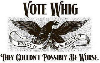 Anti-Masonic Party 1826-1832 became the Whig Party.