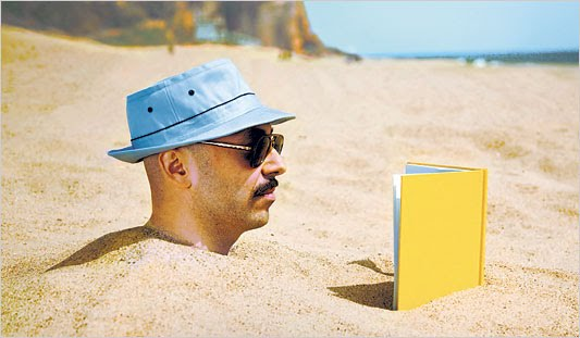 However you get that summer reading done, just do it!