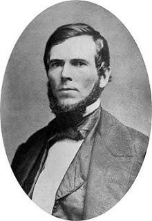 YOung John Bidwell 1850's