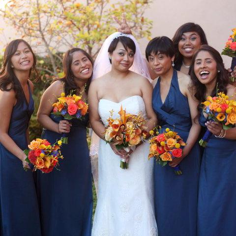 Natural Bridal Makeup for Beautiful Asian Bride,  by Ventura Wedding Makeup Artist Glory Munoz