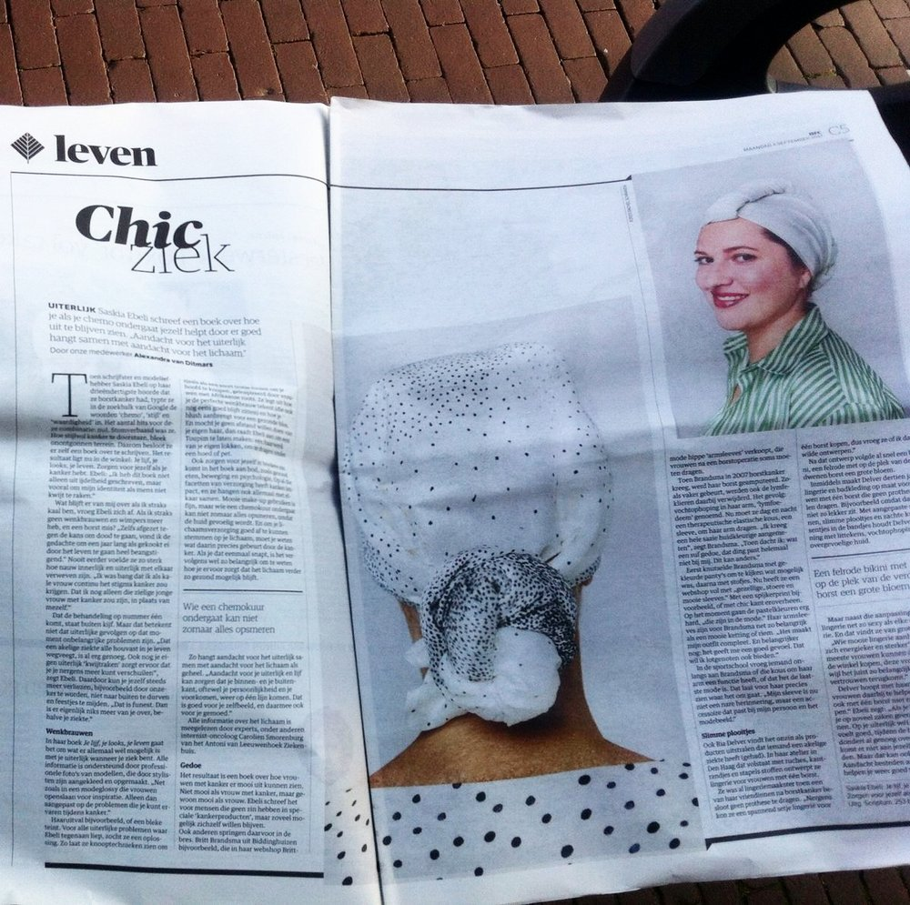 Artikel in NRC en NRC Next