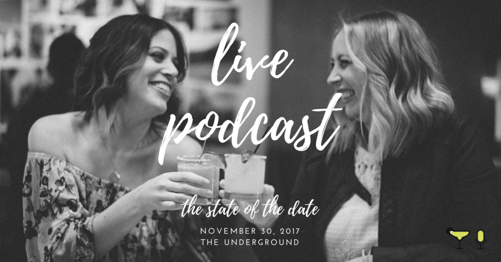 The Margarita Confessionals LIVE PODCAST - The Underground at the Filmore