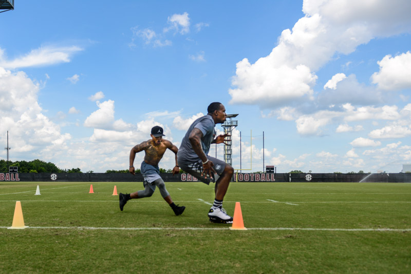 Alshon Jeffery-Philadelphia Eagles  Location: Elite Ambitions Training