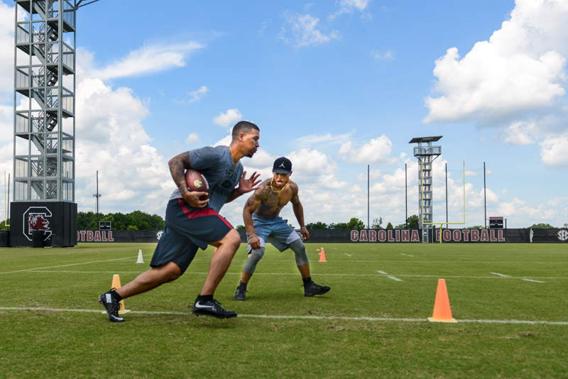Brandon Wilds-Jacksonville Jaguars