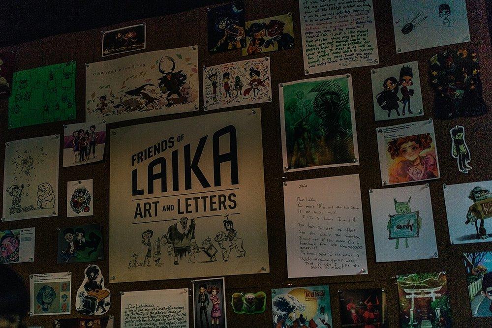 artist anjeanette laika live san diego comic con 2018