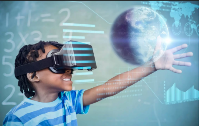 Virtual Reality, the Next Generation of E-Learning in Schools — VR/AR  Association - The VRARA
