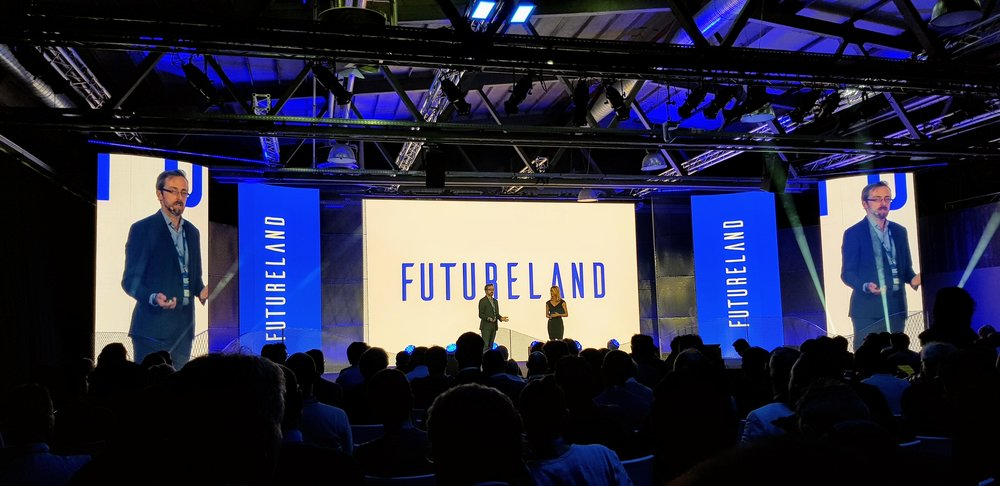 Kris Kolo Keynote on VR AR Ecosystem