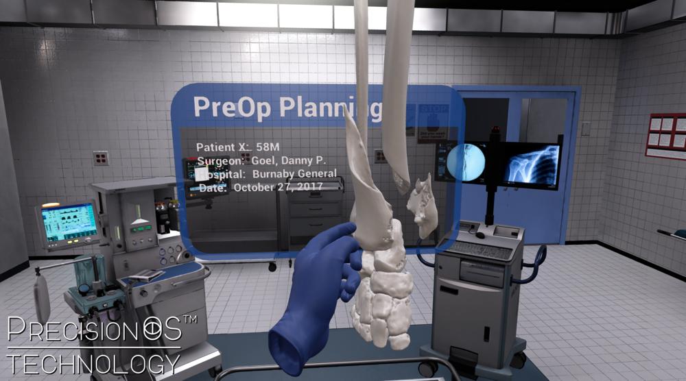 Trauma Platform, Precision OS