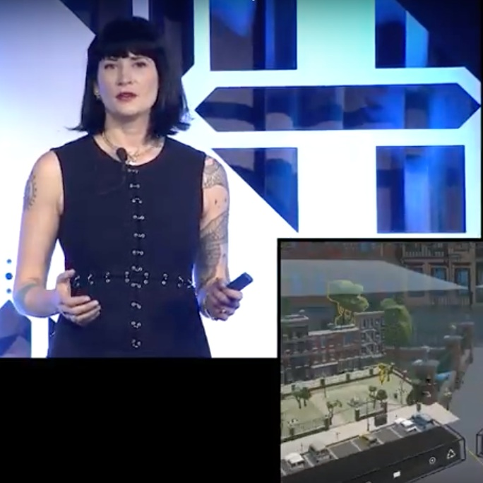 Watch Timoni West of Unity from our VR/AR Global Summit 2018 (Video