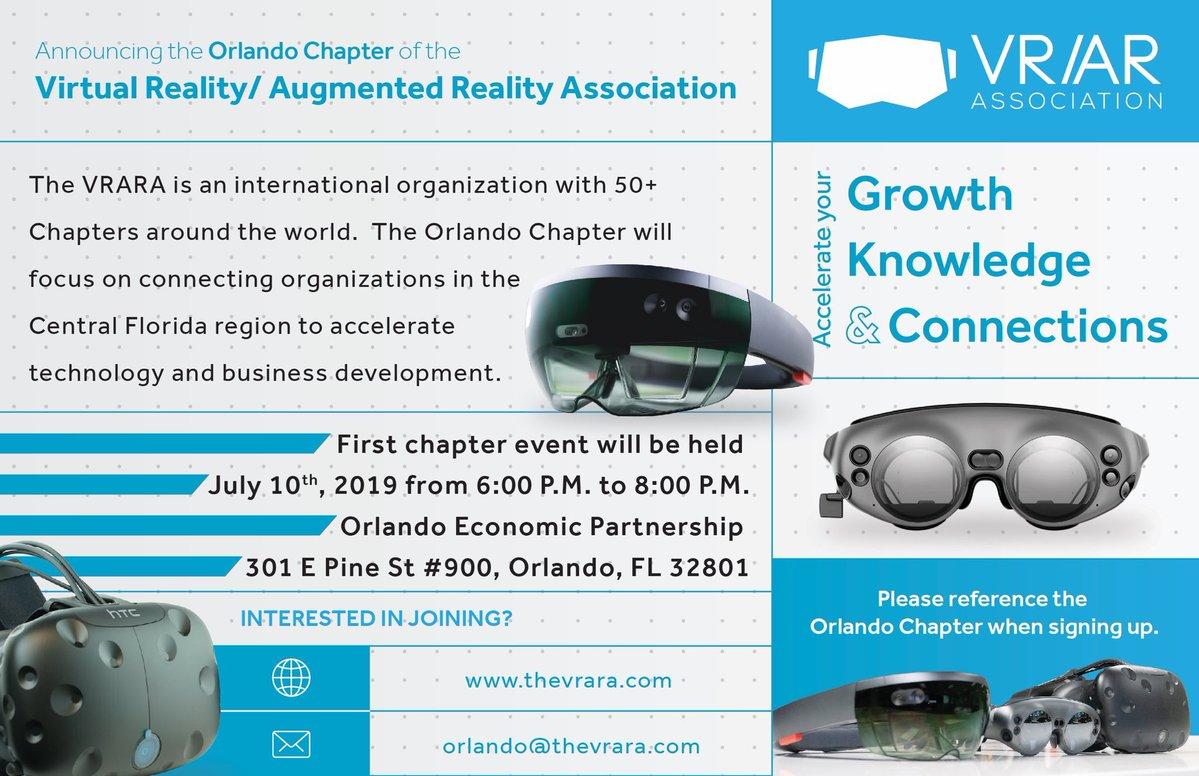 Events — VR/AR Association - The VRARA