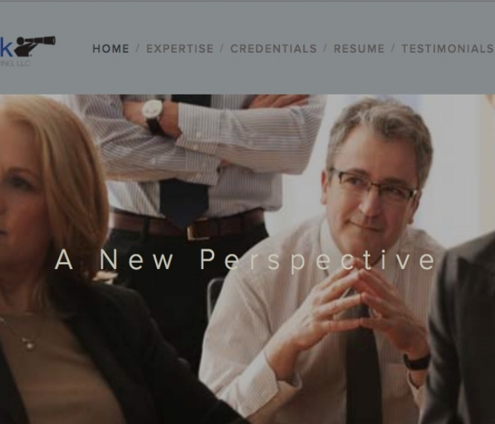 executive that links to the A New Perspective website