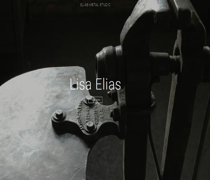 metal work tool that links to the Elias Metal Studio website
