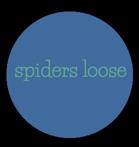 Spiders Loose Web Design