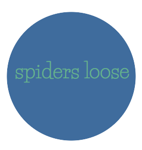 Spiders Loose Web Design