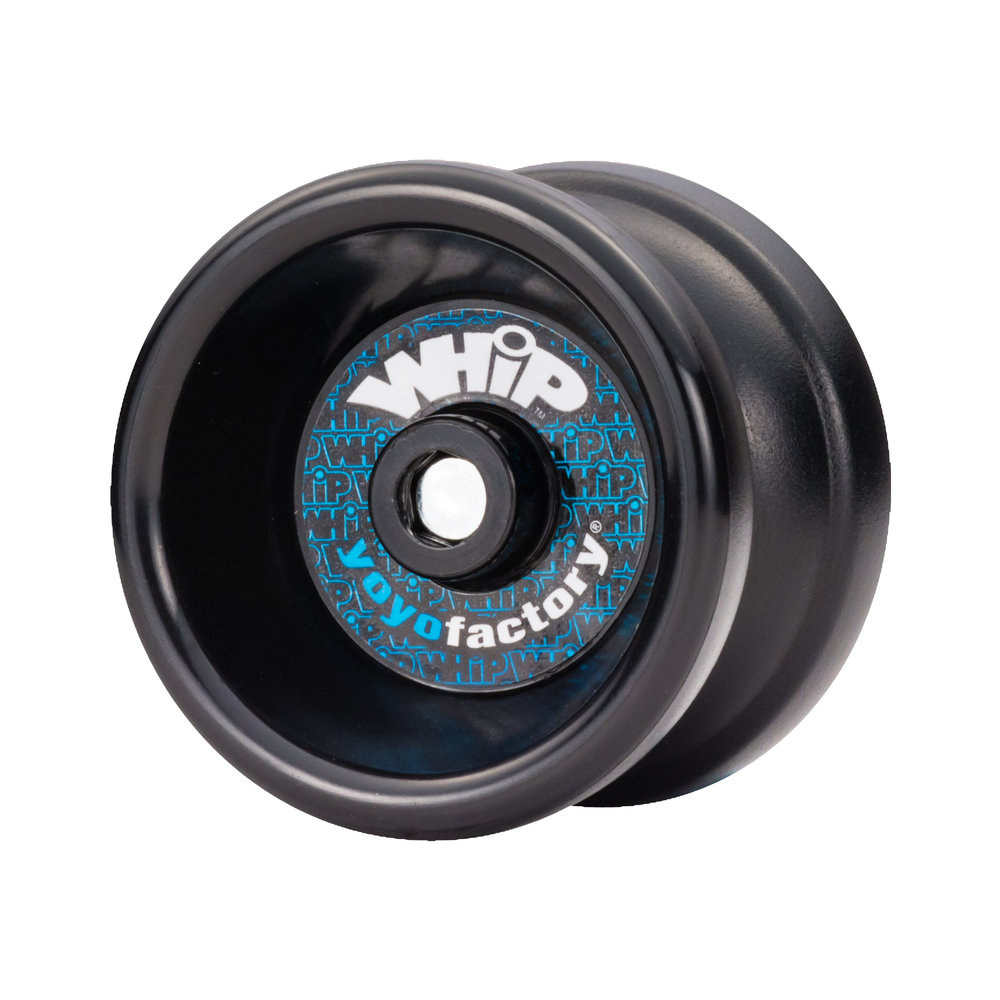 WHIP UPC: 689076161145 Part # : 16114 A true game changer! The Whip™ is perfect for mastering the basics of yo-yoing while also performing great for intermediate and some advanced level tricks. For the price, there isn't a Yo-Yo on the market that comes even close to this level of performance.