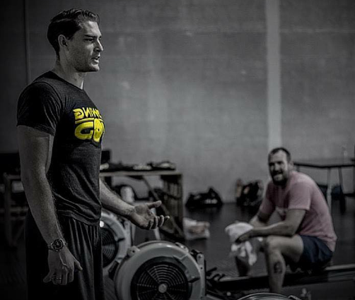 ROWING WOD TRAINING PROGRAM by Dr. Cam Nichole $99.99
