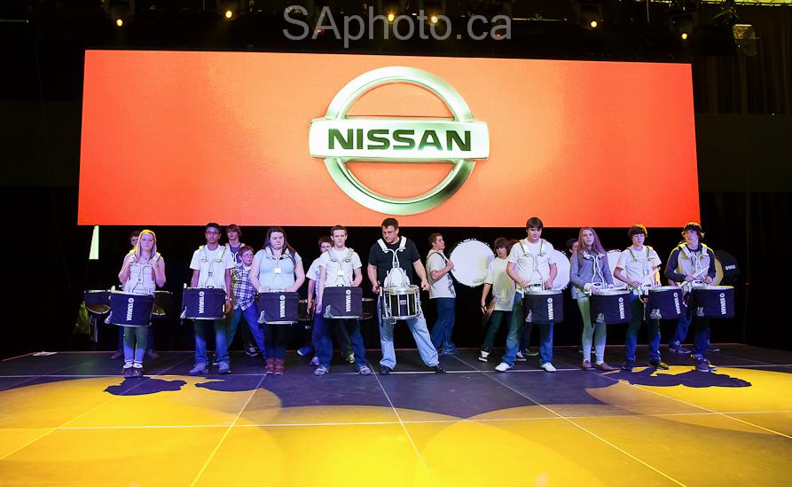 Nissan - Car Show Toronto