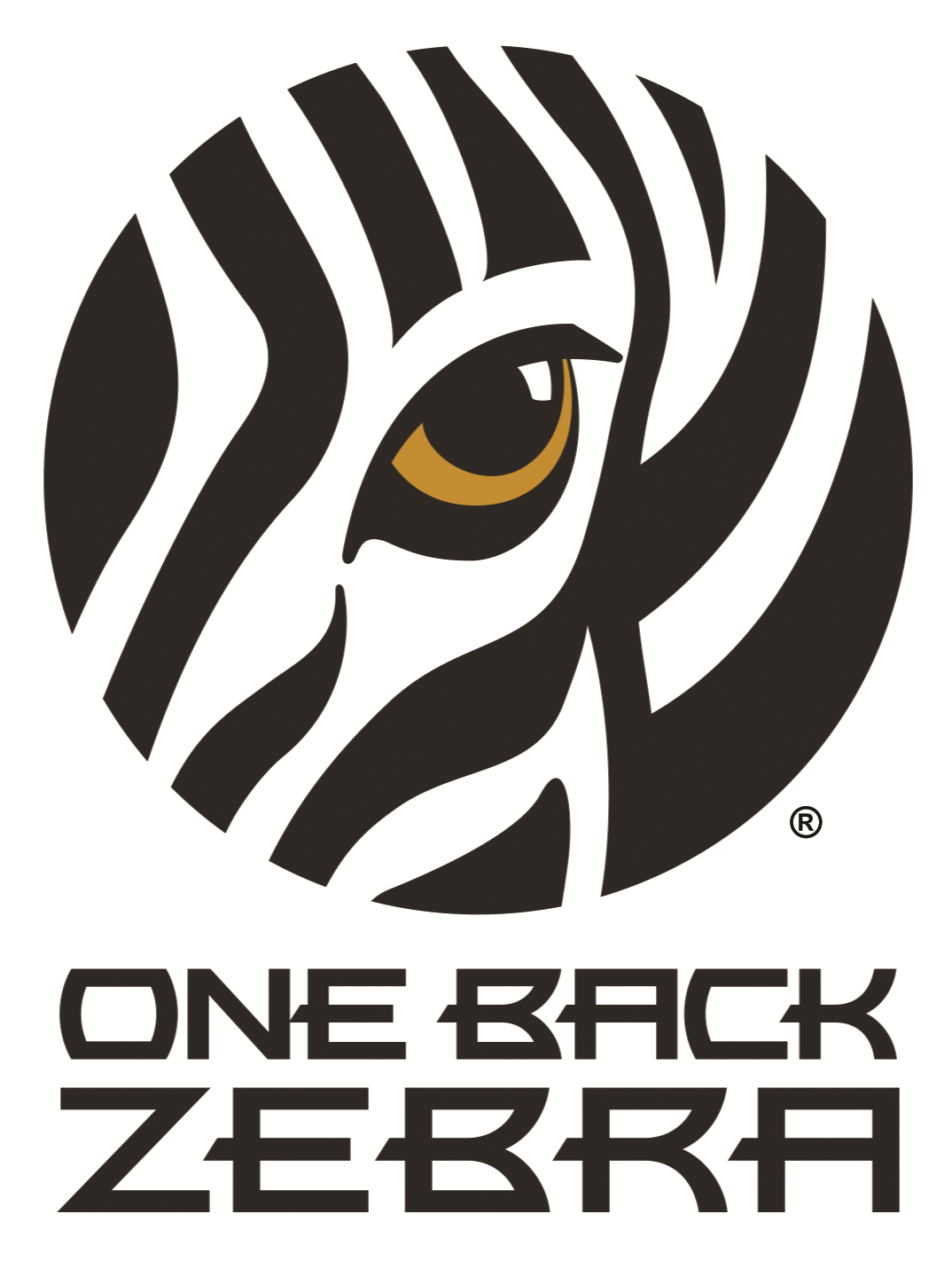 One Back Zebra