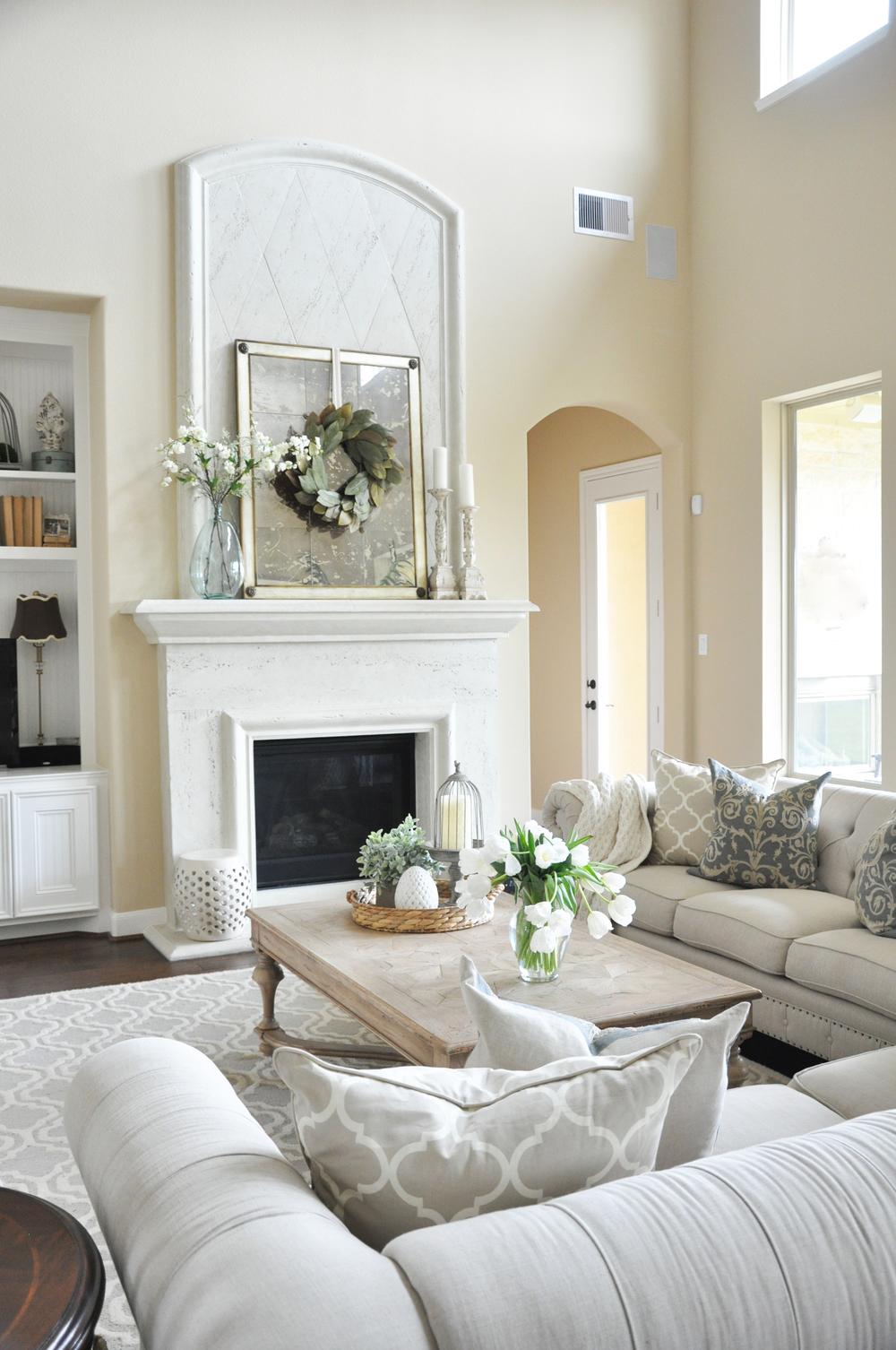 Spring Has Sprung Home Tour — The Grace House