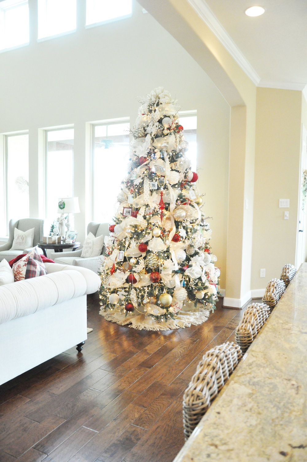 2016 Christmas Home Tour — The Grace House