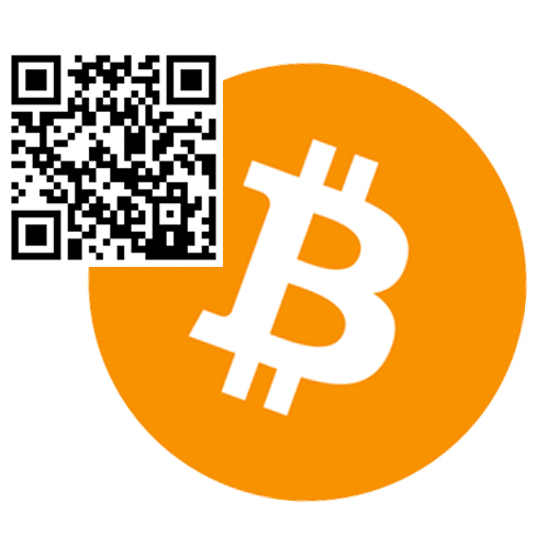 Support via BITCOIN -
