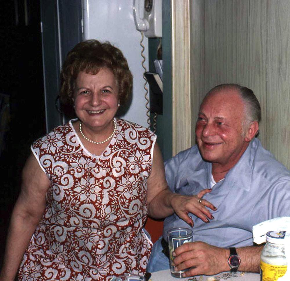 Trofimena Carmela Annunziata aka - Mildred Majewski, mom's mom Photo Credit: Paul Majewski