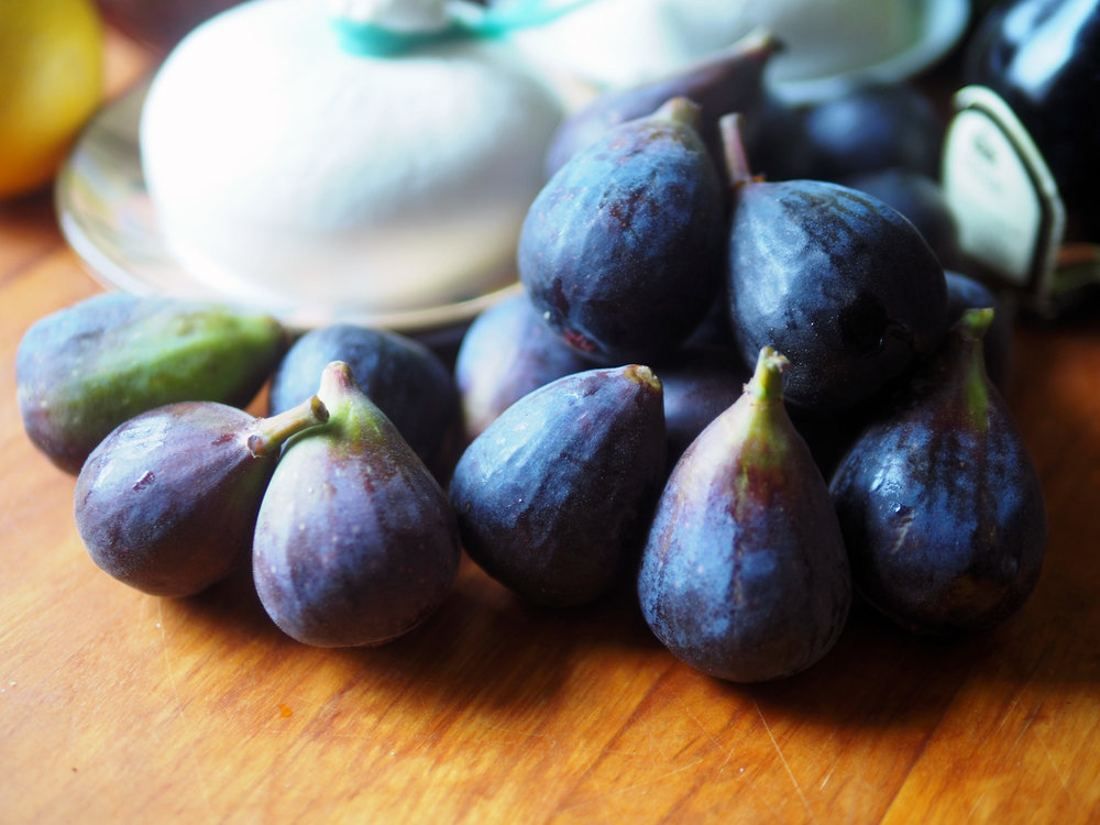 Figs upon figs.  There was not a one leftover.
