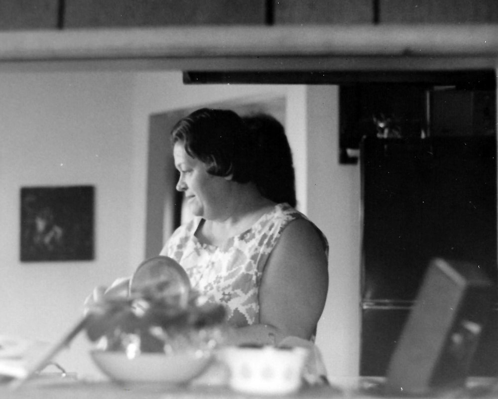 My great Aunt Ann  Photo credit: Paul Majewski