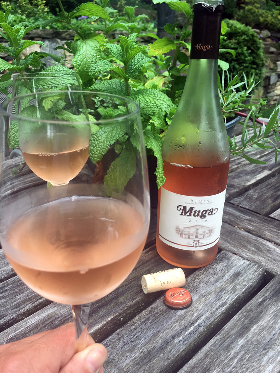 A dry rosé is the antidote to any long day.