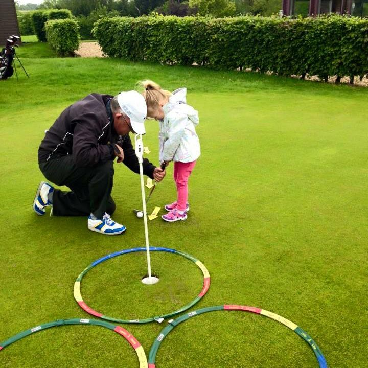 Roger Shutt Master Golf Coach
