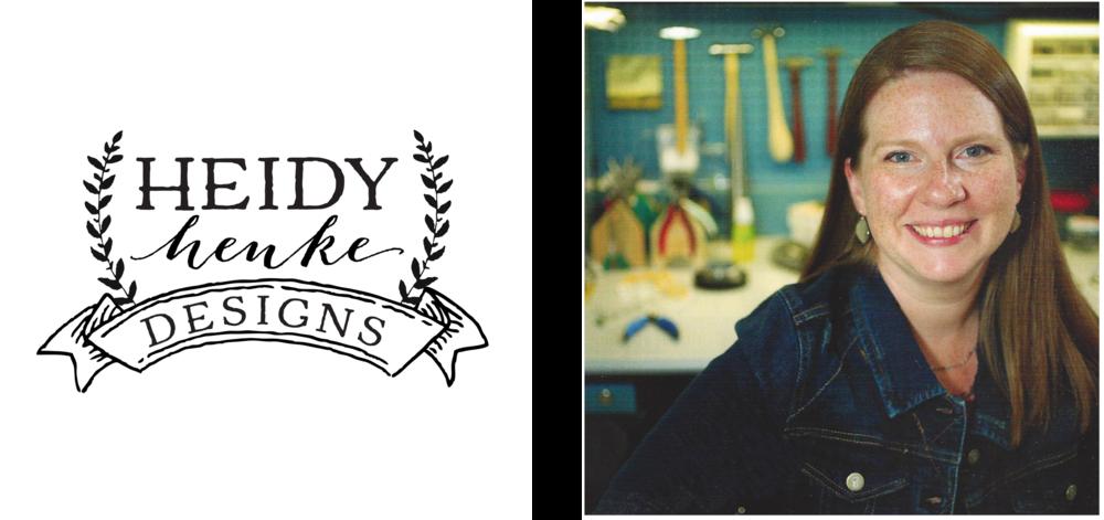Heidy Henke Jewelry - Delicate handmade gemstone jewelry