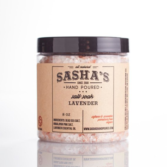 Sasha's Hand Poured