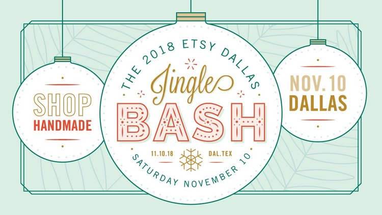 Blog etsy dallas the highly anticipated etsy dallas jingle bash is november 10 at fig admission is free we will have a free photo booth and fun make and take crafts gumiabroncs Images