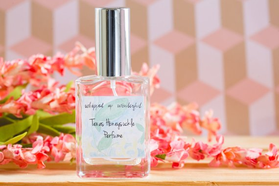Sweet Texas Honeysuckle Perfume by  Whipped Up Wonderful