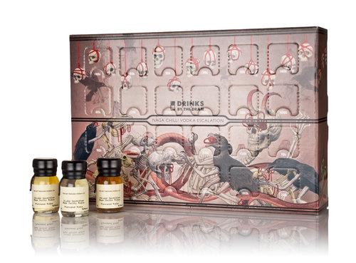 The Naga Chilli Vodka Escalation Calendar Drinks By The Dram