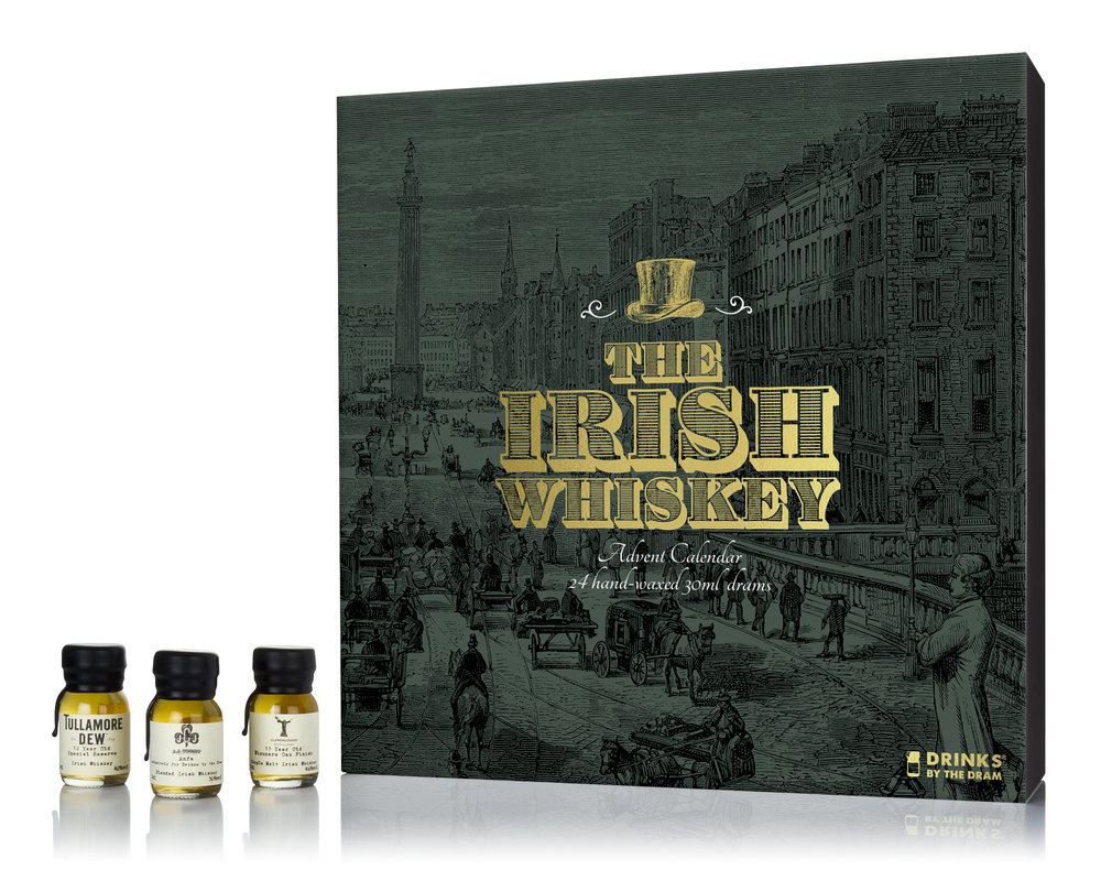 The Irish Whiskey Advent Calendar Drinks By The Dram