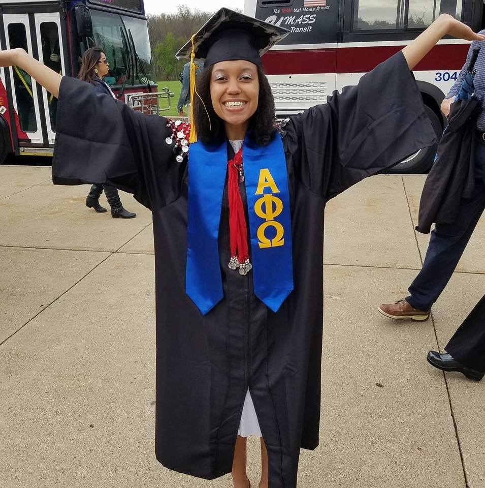 Bethany Thomas, Class of 2016   The first time I began the Community Journalism class with Nick McBride (and I say first because there would ultimately be multiple semesters) Nick gave a speech. He told us this experience would change us, he told us to be open minded and ready to learn from the students we'd meet at the high school, he told us that we were not above them but instead everyone would grow through the class. He could not have been more correct.  I've always felt that a life worth living is one where giving back is the main focus. This class was designed to do that. Community Journalism is real life experience in an environment with diverse students whose voices need to be heard. The class conveys the true meaning of journalism to its students; give a voice to those unheard. I can say honestly that at the time I felt a void had been filled for me in my academic and personal life. It allowed me to create writing that mattered with high school students I felt privileged to have met.  I never could have imagined the impact I'd be able to have when I was just starting out walking into a classroom of high school students at Springfield High feeling slightly out of place and nervous about how much change I could create. Yet, by the end of the semester I was eager to come back. I'd connected with a couple students in particular who truly touched my heart. It's rare that a class gives you the ability to gain actual life experience. I feel so thankful I was able to discover, create, and explore with Community Journalism.