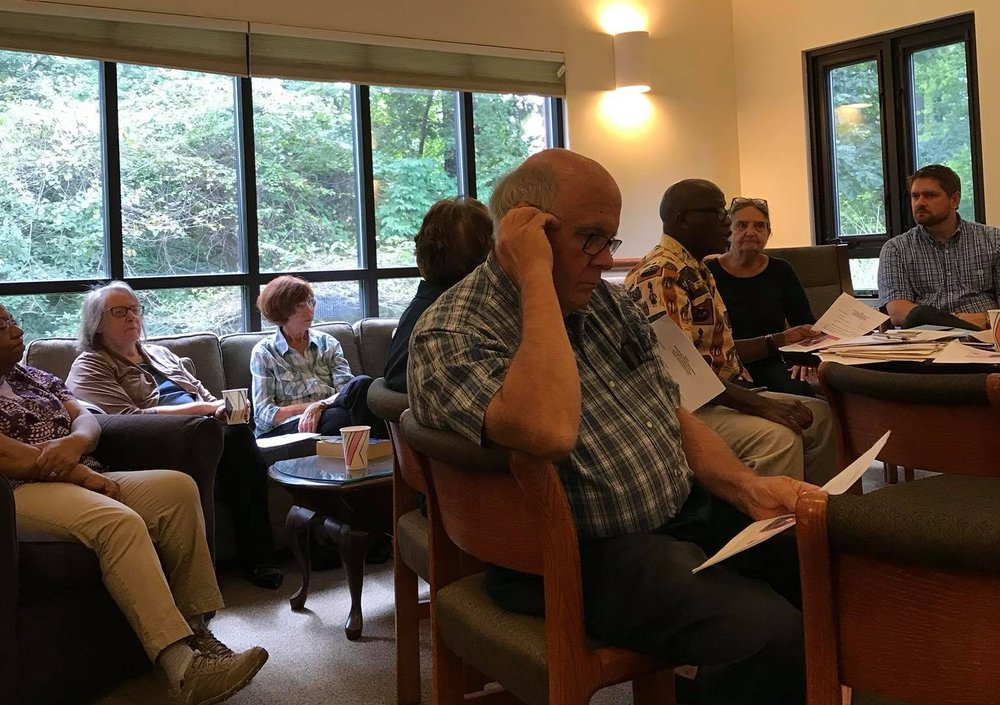The Network hears a report from Malawi.