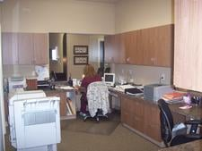 Dallas Matlock Medical Suite Workstation