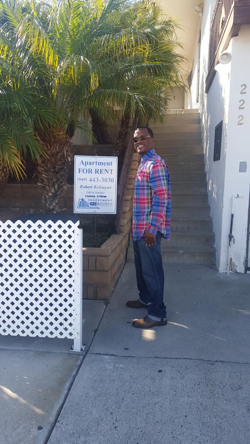San Clemente Apartment