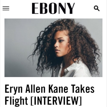 Eryn Allen Kane Interview for Ebony Magazine