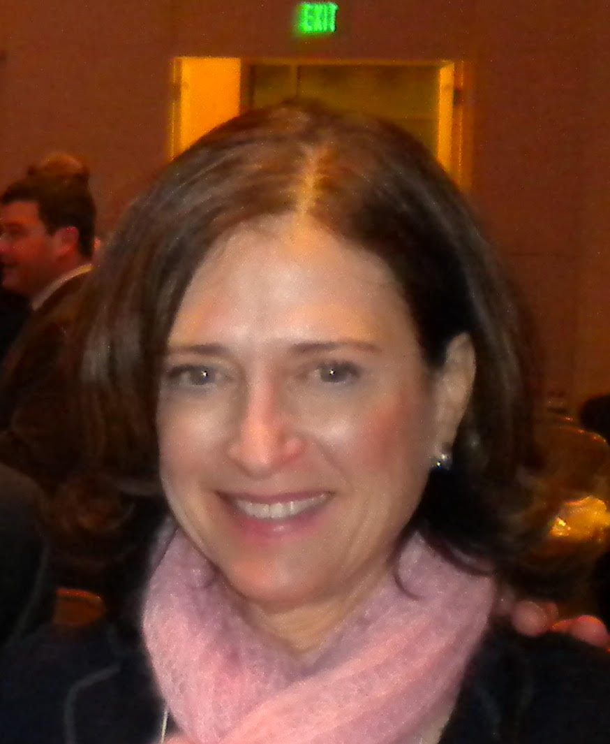 Lynn Oves   JWC Atlanta member at large, pro-Israel activist and mother of three children