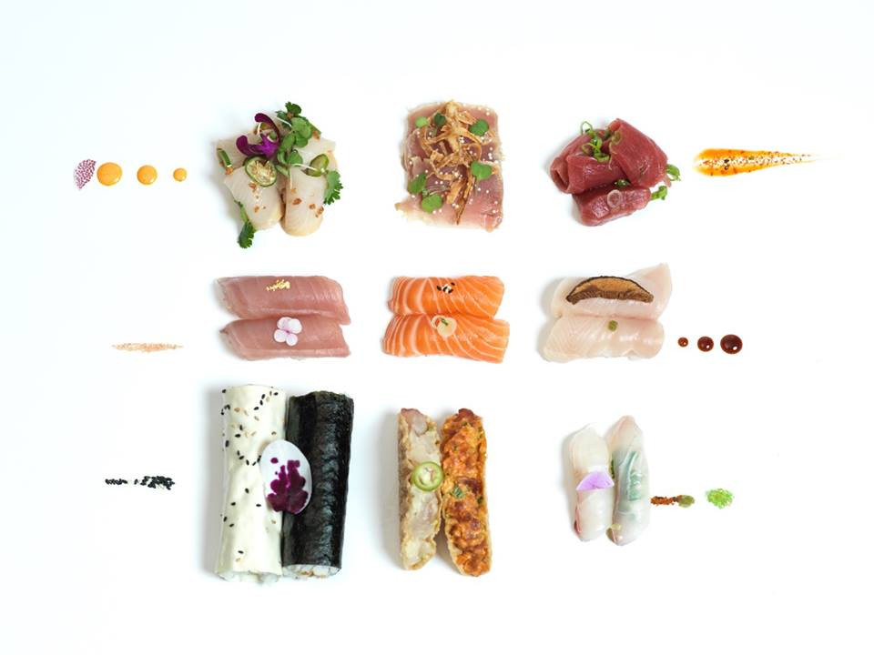 SUSHI MASTERY + KNIFE SKILLS   FT. CHEF JIMMY PARK   SATURDAY OCTOBER 13TH 12:00PM